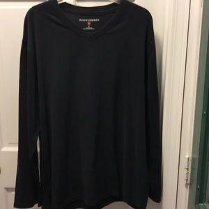 Men's Saddlebred L/S V-Neck T-Shirt XL
